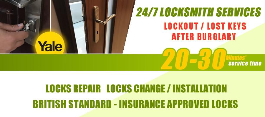 Stamford Brook locksmith services